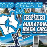 Foto ufficiali della Maratona Maga Circe 02-02-2020