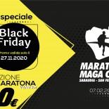 Black Friday Maratona Maga Circe, il pettorale a soli 20 euro!